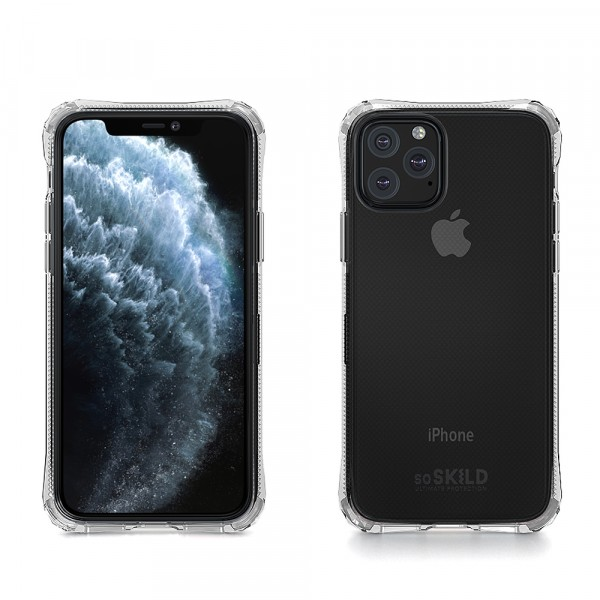 SoSkild iPhone 11 Pro Absorb Impact Case Slightly Grey