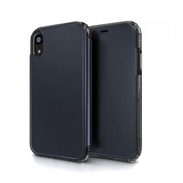 SoSkild Defend Wallet Impact Case Zwart voor iPhone Xr
