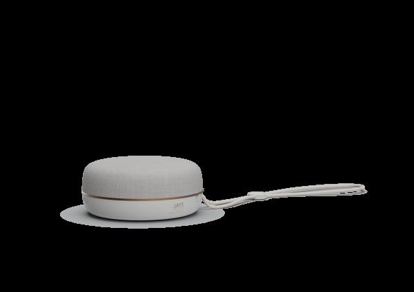 Jays Bluetooth Speaker Portable s-Go Three White