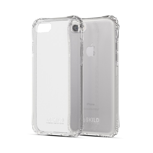 SoSkild Absorb Back Case Transparant voor iPhone 8 7