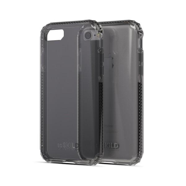 SoSkild Defend Back Case Grijs voor iPhone 8 7