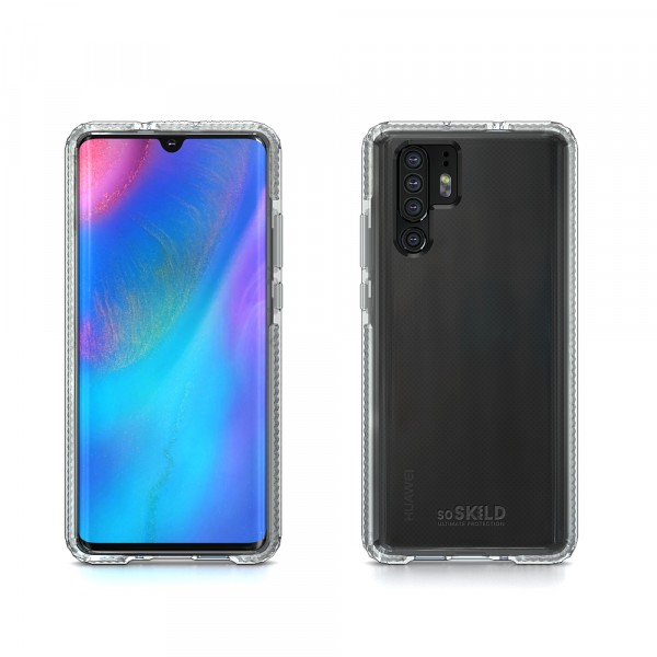 SoSkild Huawei P30 Pro Defend Heavy Impact Case Transparant