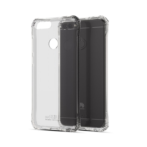 SoSkild Absorb Impact Case Transparant voor Huawei P smart