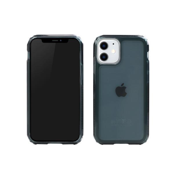 SoSkild iPhone 12 mini 2.0 Defend Back Hoesje - Grijs