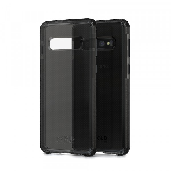 SoSkild Samsung Galaxy S10+ Defend Heavy Impact Case Grijs