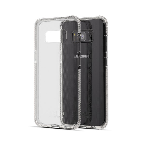 Samsung Galaxy S8 Defend Heavy Impact Case Transparent