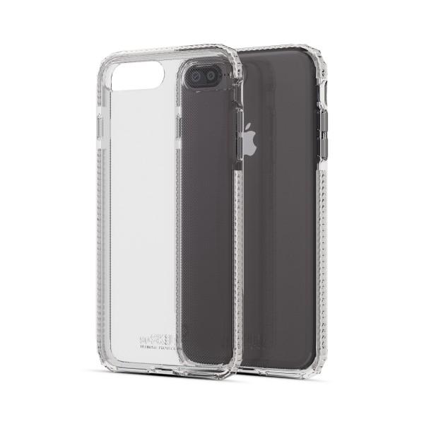 SoSkild Defend Back Case Transparant voor iPhone 8 Plus 7 Plus