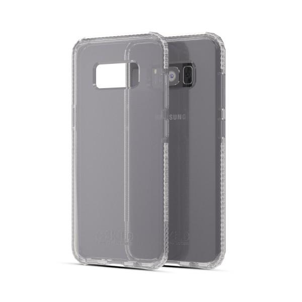 Samsung Galaxy S8 Defend Heavy Impact Case Smokey Grey