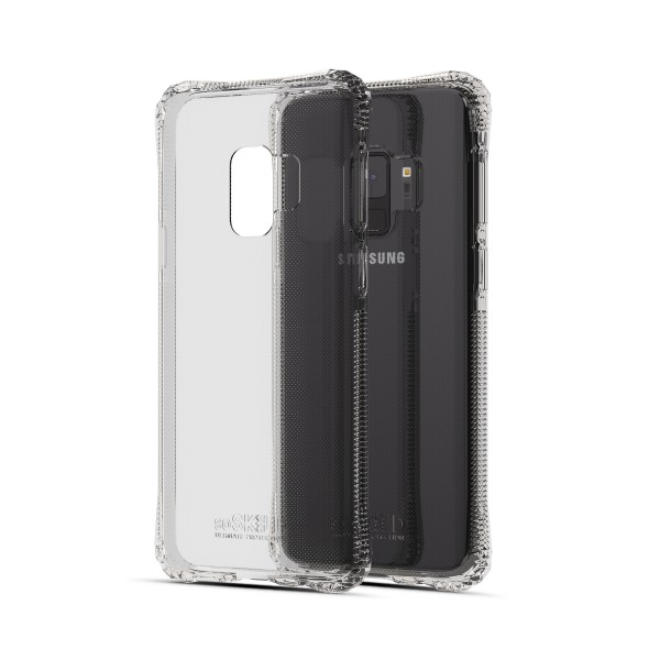 SoSkild Absorb Impact Back Case Transparant voor Samsung Galaxy S9
