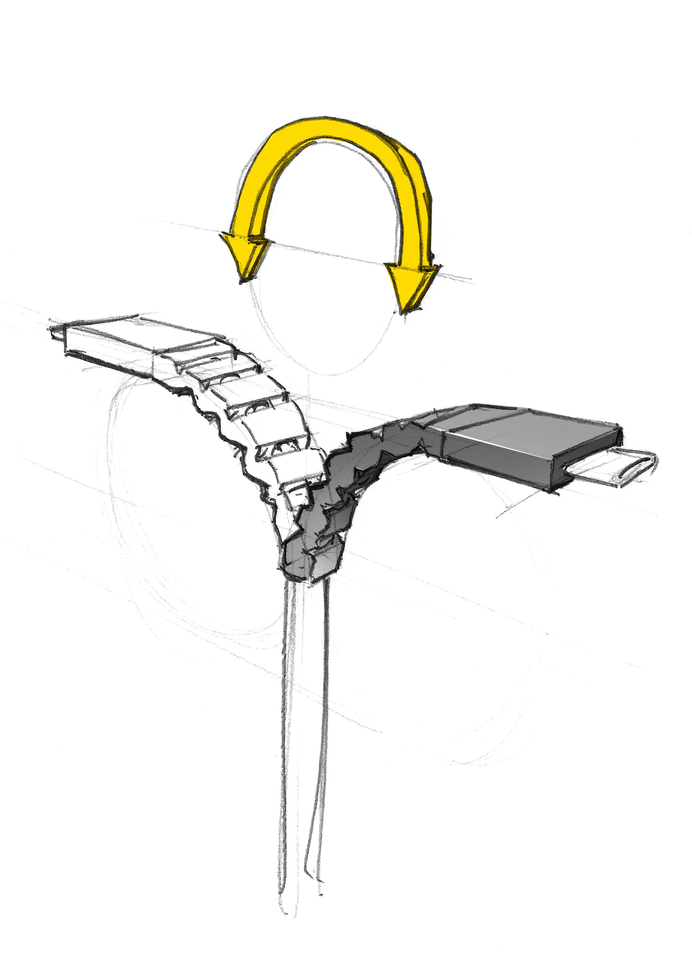 Kabel-3D-buigtest