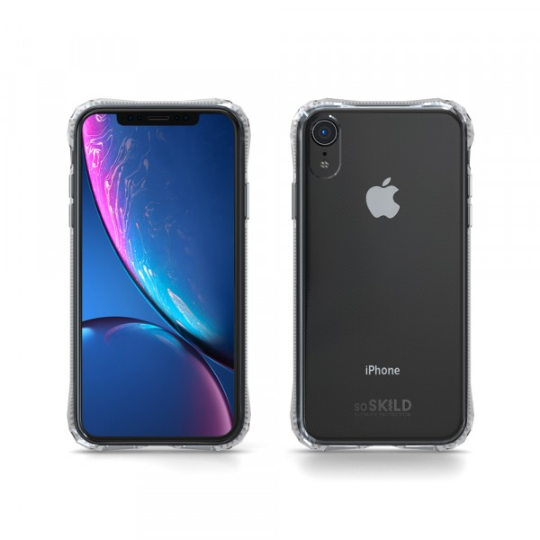 SoSkild Absorb Impact Case Transparant voor iPhone Xr