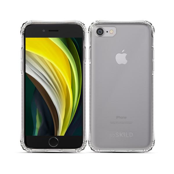 SoSkild iPhone SE (2020) / 8 / 7 Absorb 2.0 Impact Case Transparentnt