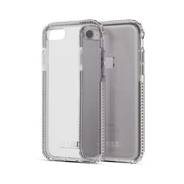SoSkild Defend Back Case Transparant voor iPhone 8 7