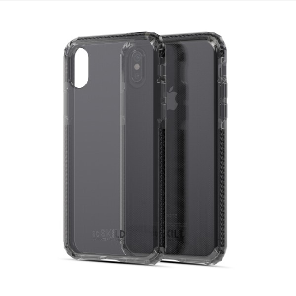 SoSkild iPhone Xs / X Defend Heavy Impact Case Smokey Grey