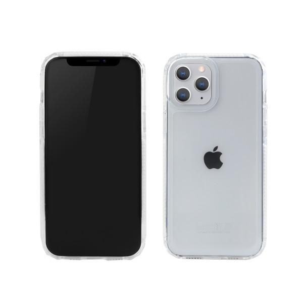 SoSkild iPhone 12 / 12 Pro 2.0 Defend Back Hoesje - Transparant