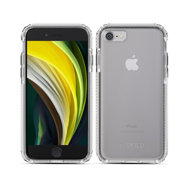 SoSkild iPhone SE (2020) / 7 / 8 Defend Back Hoesje - Transparant
