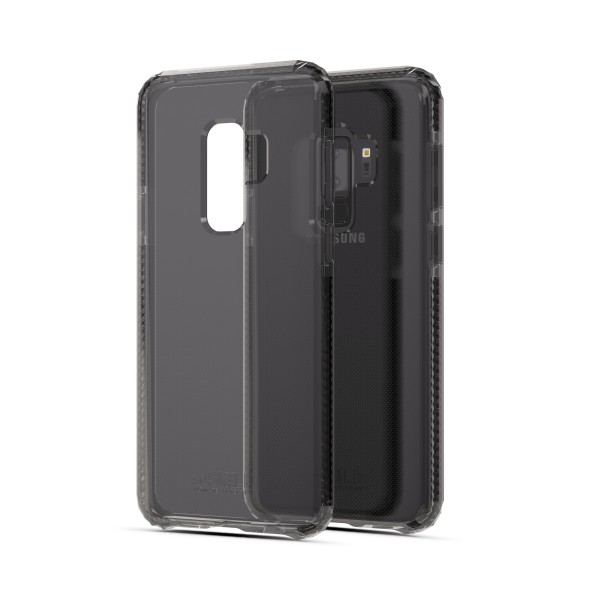 SoSkild Defend Heavy Impact Back Case Grijs voor Samsung Galaxy S9+