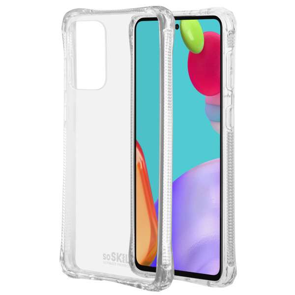 SoSkild Samsung Galaxy A52 Absorb 2.0 Impact Case Transparent