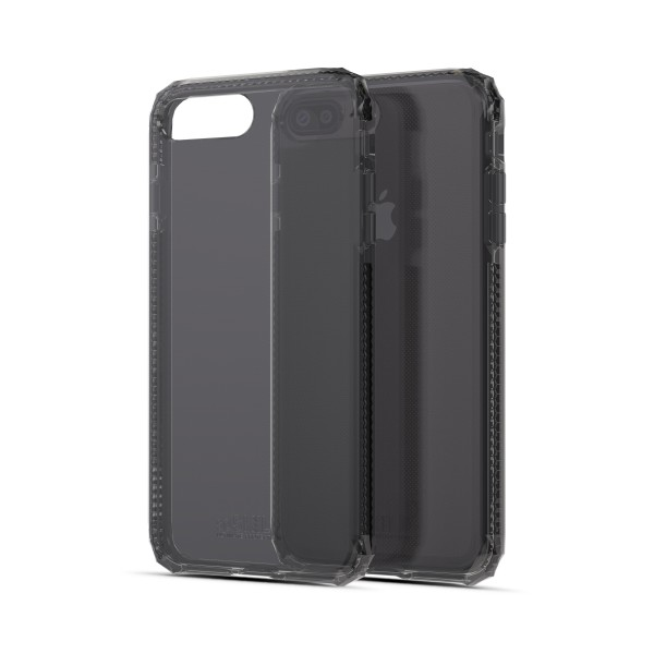 SoSkild Defend Heavy Impact Back Case Grijs voor iPhone 8 Plus 7 Plus