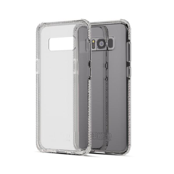 Samsung Galaxy S8 Plus Defend Heavy Impact Case Smokey Grey