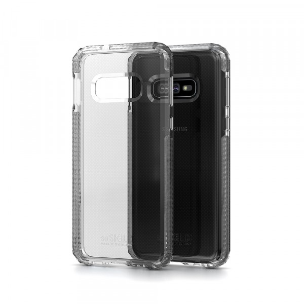 SoSkild Samsung Galaxy S10E Defend Heavy Impact Case Transparant