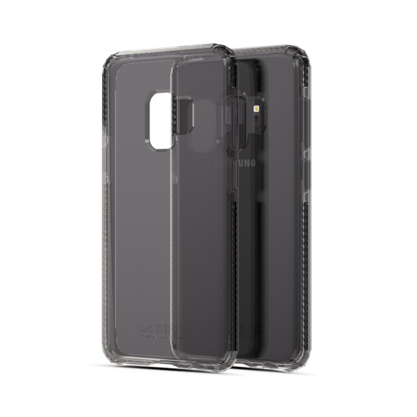 SoSkild Defend Heavy Impact Back Case Grijs voor Samsung Galaxy S9