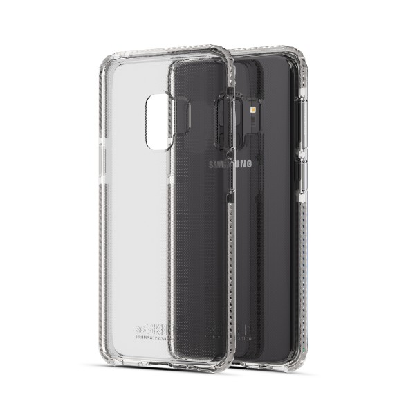 SoSkild Defend Heavy Impact Back Case Transparant voor Samsung Galaxy S9