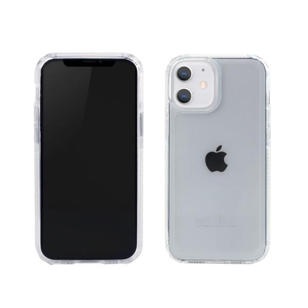 SoSkild iPhone 12 mini 2.0 Defend Back Hoesje - Transparant