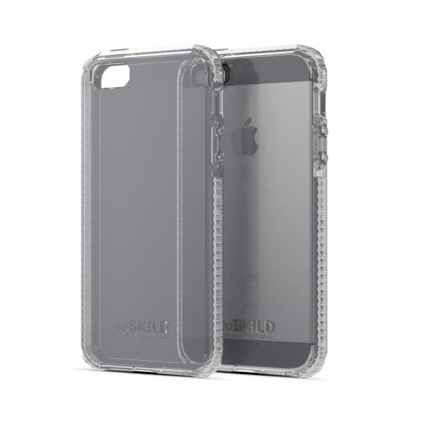iPhone SE/5S/5 Defend Heavy Impact Case Smokey Grey